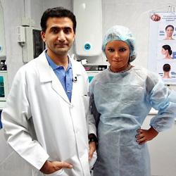 Лучший хирург по ринопластике в ереване