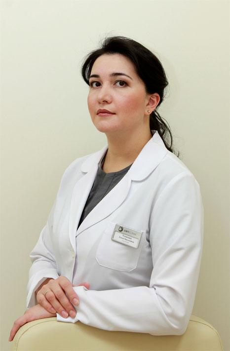 Гастроэнтеролог грибкова