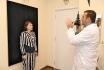 Тигран Алексанян делает фото перед операцией