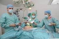 Валерий Стайсупов в операционной