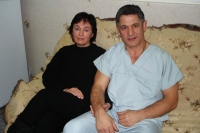 Хасан Баиев и Лариса Гузеева