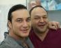 Анвар Салиджанов и фотомодель Евгений Черницын