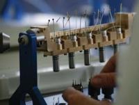 Ручная сборка микромоторов