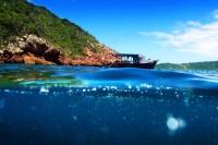 Частный остров Иво Питанги Ilha dos Porcos Grande