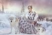 Анжелика Агурбаш в проекте «Русская зима согреет всех!»