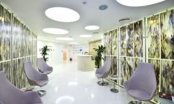 Интерьер клиники пластической хирургии «Beauty Doctor»