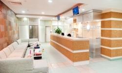 Ресепшн клиники пластической хирургии икосметологии «Doctor Plastic»