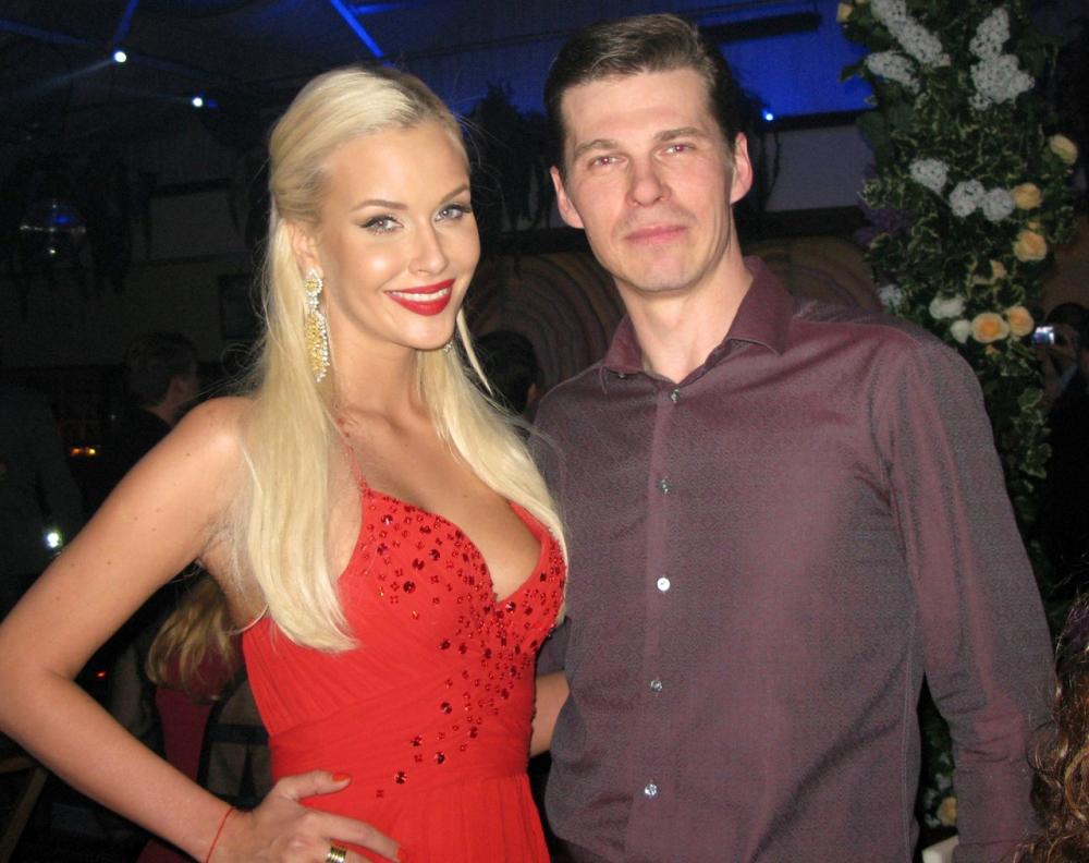 Сергей Свиридов и Наталья Переверзева
