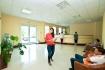 Зона ожидания клиники «Маммэ»