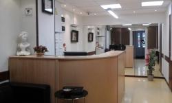 Ресепшн клиники «Мака-Мед»