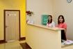 Ресепшн клиники «Маммэ»