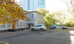 Здание клиники «МедЛаз»