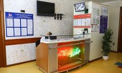 Ресепшн медицинского центра «Медлайф»