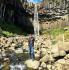 Восторгаются прозрачностью вод исландских водопадов (Валерий Стайсупов)
