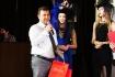 Тигран Алексанян на церемонии вручения премии
