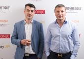 Владислав Григорянц и Левон Чахоян