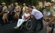 В 2016 году, незадолго до смерти, Иво Питанги удостоился чести пронести Олимпийский огонь по улицам Рио-де-Жанейро