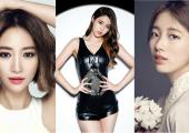 Самые красивые знаменитости в Южной Корее