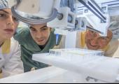Ученые создали хрящ при помощи 3D-биопринтера