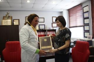Александр  Пухов награжден медалью уполномоченного по правам человека РФ «Спешите делать добро»