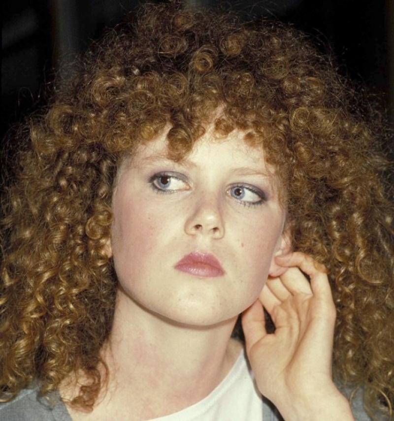 Николь Кидман в 1983 году