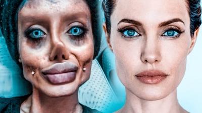 «Похожая на Джоли» семнадцатилетняя иранка Сахар Табар развенчала миф о своих операциях
