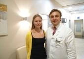 Эндоскопическая подтяжка лба и риносептопластика у Александра Грудько