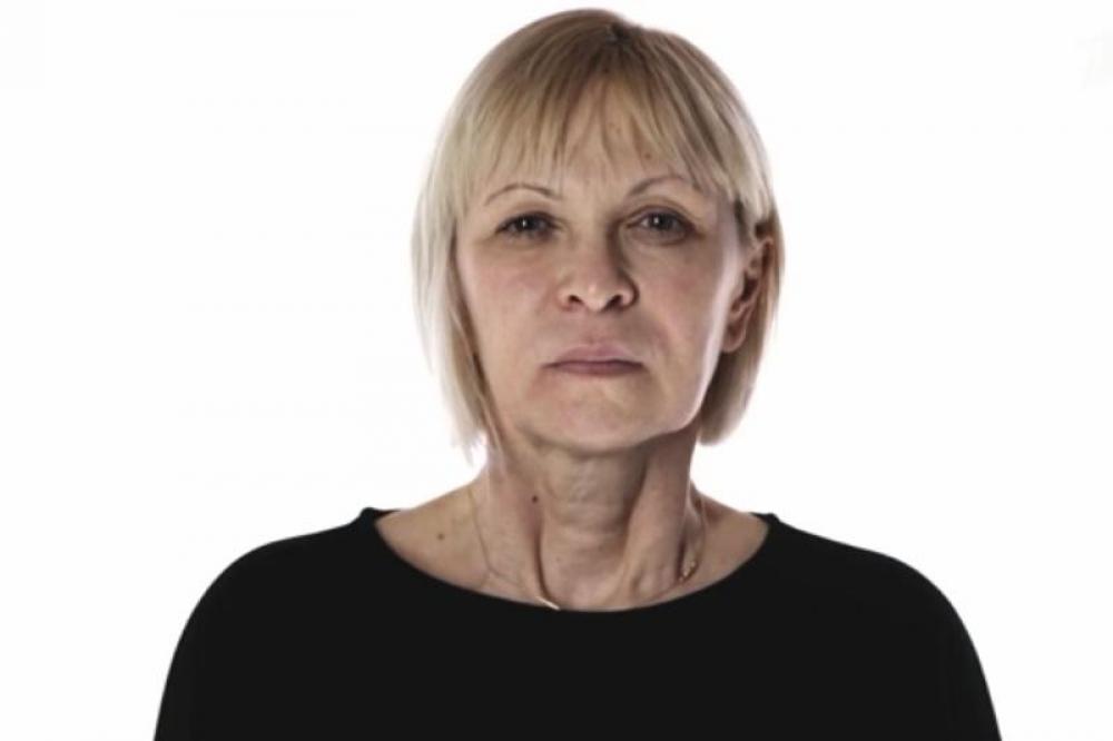 Наталья Интизарова до участия в передаче «На 10 лет моложе»