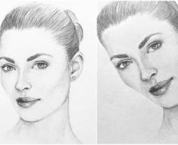 Хирург и художница нарисовали портрет идеальной белоруски