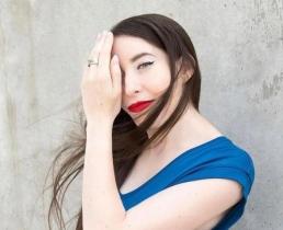 Девушка без половины лица восстанавливает внешность