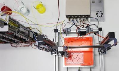 Распечатанная на 3D-принтере кожа пригодна к трансплантации