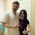 Георгий Чемянов и пациентка Наташа