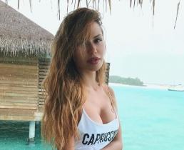 Виктория Боня опять увеличила грудь?