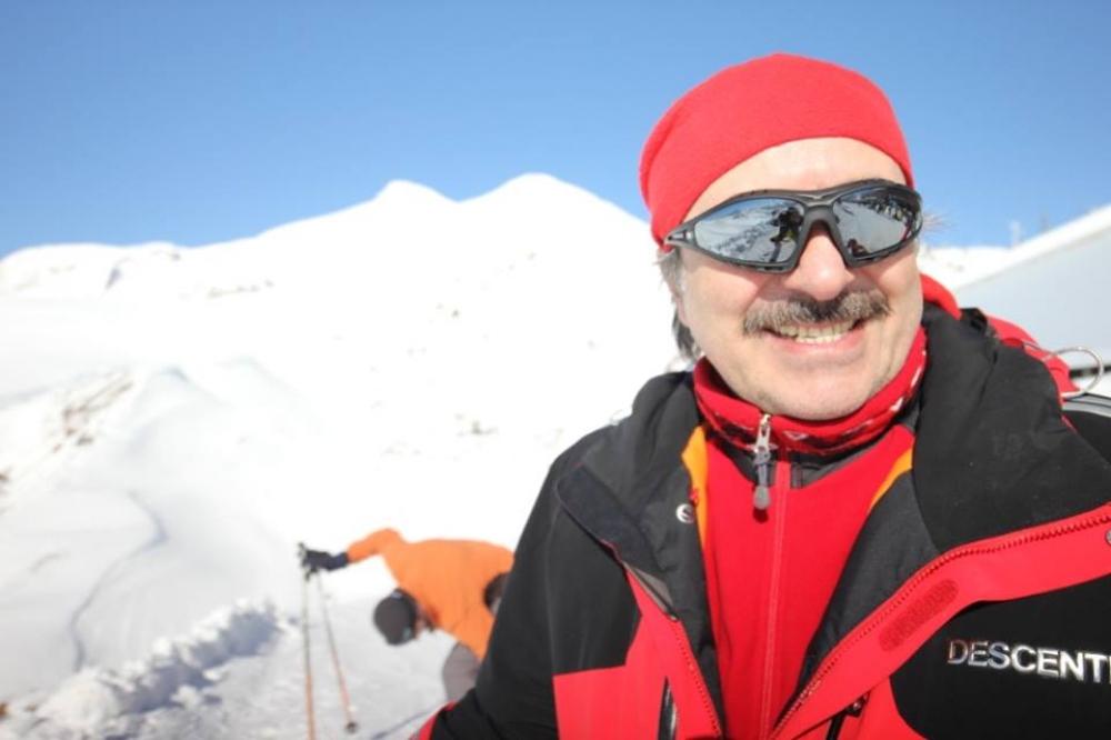 Одна из любимых гор  пластического хирурга - Эльбрус