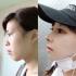Девушка в процессе преображения внешности