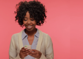 Смартфоны могут привести к подтяжке шеи