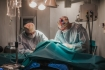 Хирург удалил излишки кожи, уменьшил ареолы и установил импланты