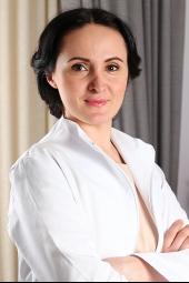 Пластический хирург Олеся Андрющенко