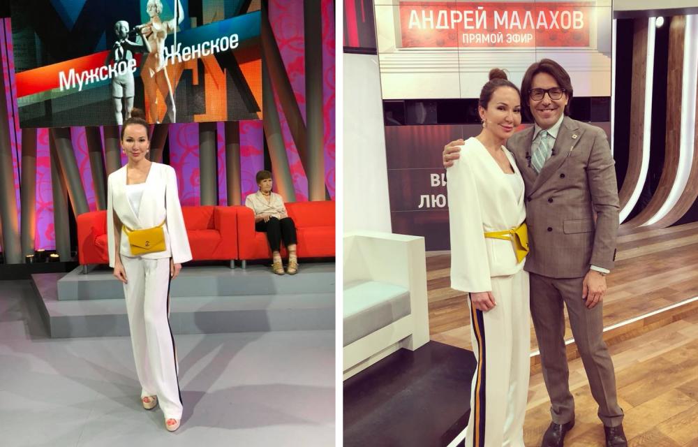 Алла Аликова приглашена в качестве эксперта на федеральные телепередачи