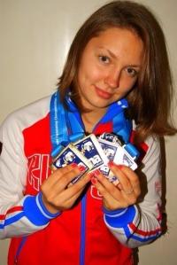 Мария Баклакова