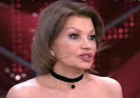 Екатерина Терешкович после пластики вышла на публику!