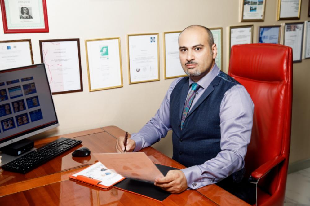 Пластический хирург Давид Рубенович Гришкян