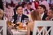 Гала-ужин на конгрессе АААМС