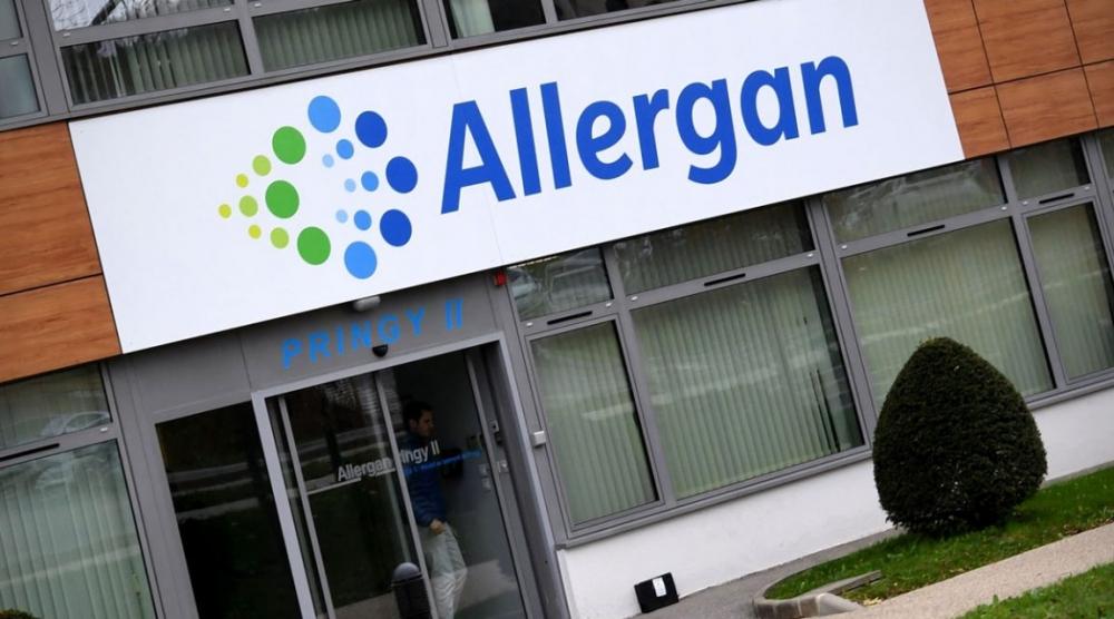 Импланты Аллерган