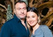 Яна Лапутина и Отари Гогиберидзе