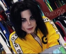 Аргентинец потратил 30 000 долларов ради схожести с Майклом Джексоном