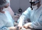 Хирургическое лечение гигантомастии