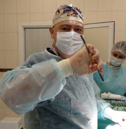 Пластический хирург Меладзе Зураб Амиранович