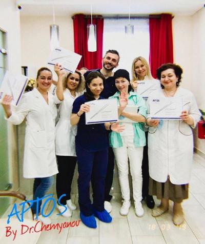 Пластический хирург Георгий Чемянов на мастер-классе