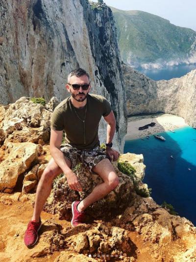 Георгий Чемянов путешествует